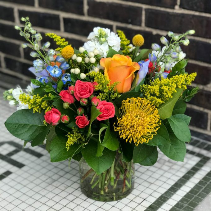 Arranged Flowers 2