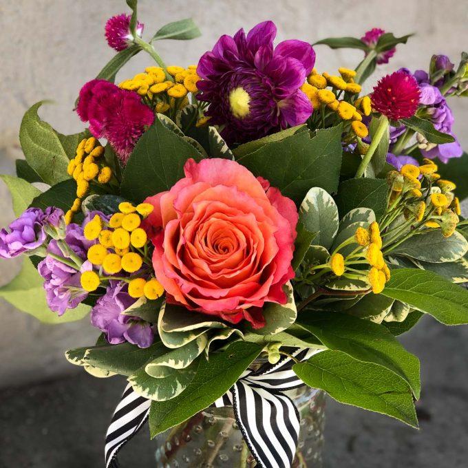 Arranged Flowers-1