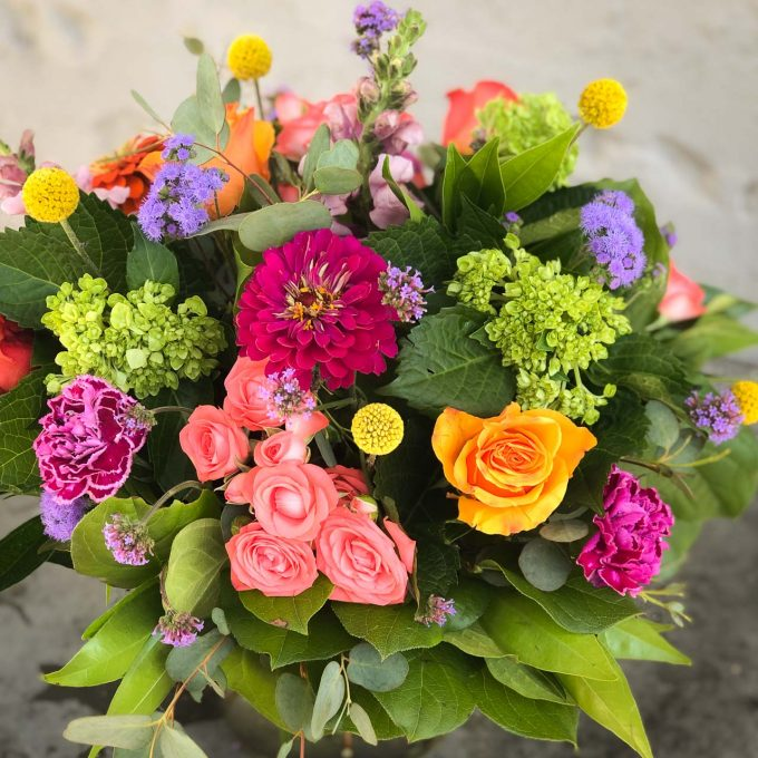 Arranged Flower-2