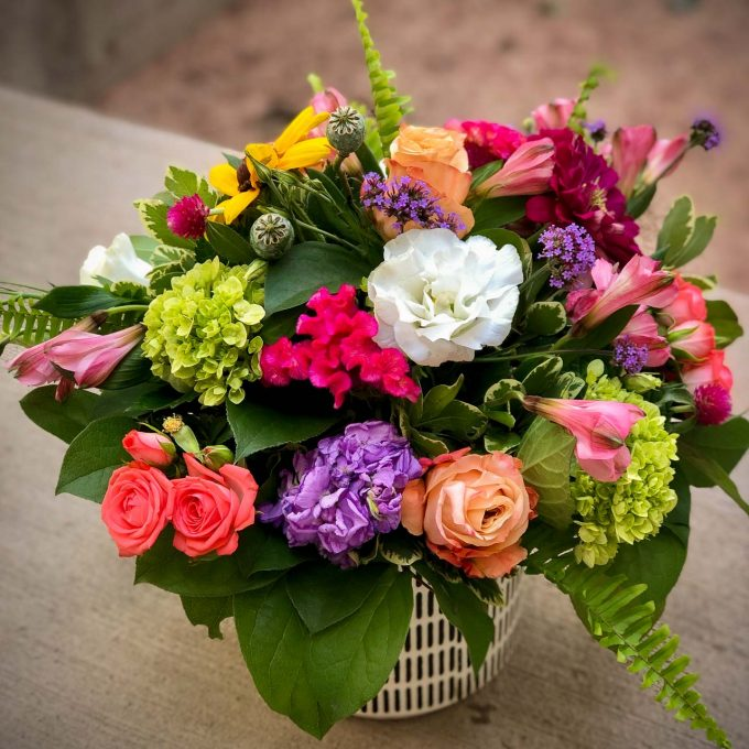 Arranged Flowers-3