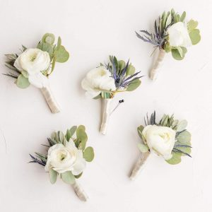 Corsage and Boutonnieres