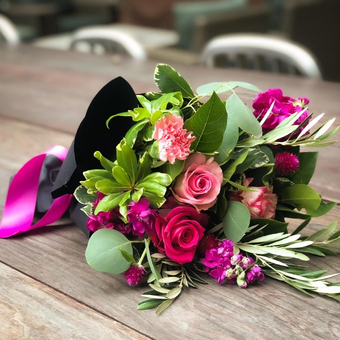 Loose Floral Arrangement-1