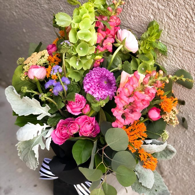 Loose Floral Arrangement-2