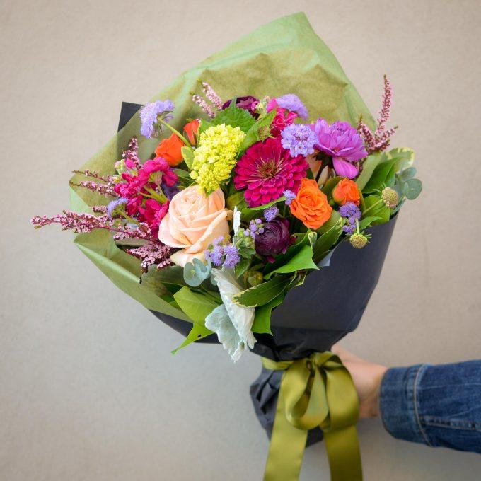 Loose Floral Arrangement 2
